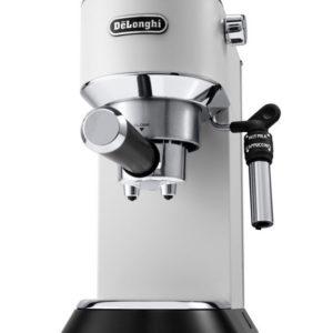 Рожковая кофеварка De'Longhi Dedica EC 685.W